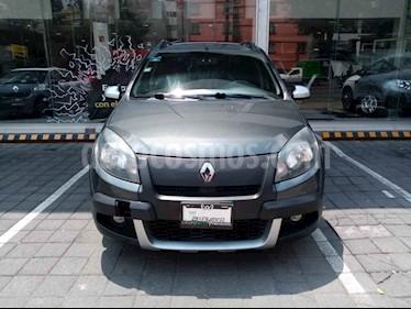 Foto venta Auto usado Renault Stepway Dynamique (2013) color Gris precio $119,000