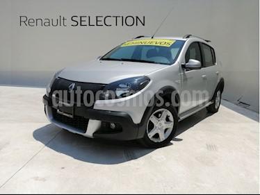 Foto venta Auto usado Renault Stepway Dynamique (2014) color Gris Estrella precio $140,200