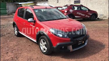 Foto venta Auto usado Renault Stepway Dynamique (2016) color Rojo Fuego precio $135,000