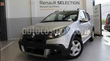 Foto venta Auto usado Renault Stepway Dynamique (2013) color Gris precio $105,000