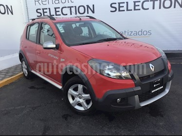 Foto venta Auto usado Renault Stepway Dynamique (2014) color Rojo precio $115,000