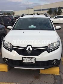 Foto venta Auto usado Renault Stepway Dynamique (2017) color Blanco Alaska precio $170,000