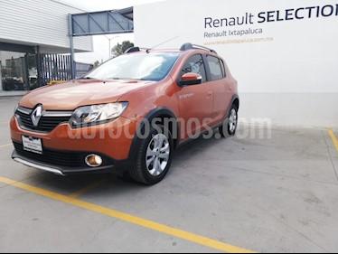 Foto venta Auto usado Renault Stepway Dynamique (2017) color Naranja precio $170,000