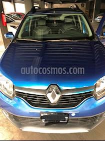 Foto Renault Stepway Dynamique usado (2017) color Azul precio $190,000