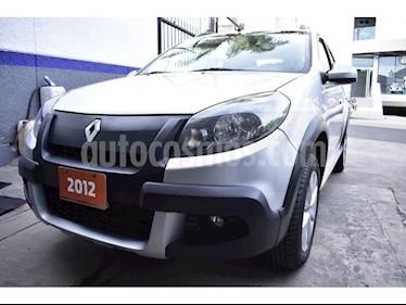 Foto venta Auto usado Renault Stepway Dynamique (2012) color Plata precio $125,000