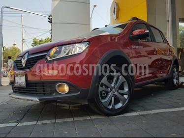 Foto venta Auto usado Renault Stepway Dynamique (2018) color Rojo Fuego precio $210,000