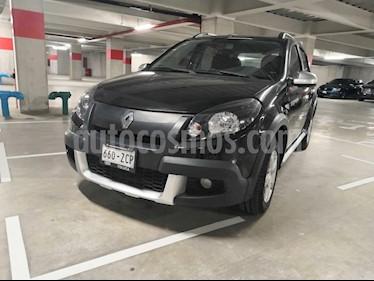 Foto venta Auto Seminuevo Renault Stepway Dynamique (2013) color Negro precio $117,000