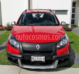 Foto venta Auto usado Renault Stepway Dynamique (2014) color Rojo precio $120,000