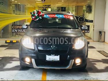 Foto venta Auto Seminuevo Renault Stepway Dynamique (2015) color Gris precio $135,000