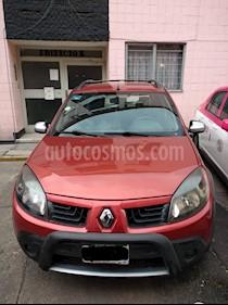 Renault Stepway Dynamique usado (2011) color Rojo precio $90,000