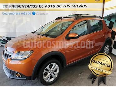 Foto venta Auto usado Renault Stepway Dynamique (2017) color Naranja precio $185,000