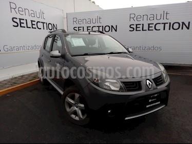 Foto venta Auto usado Renault Stepway Dynamique (2011) color Gris Acero precio $80,000
