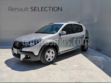 Foto venta Auto usado Renault Stepway Dynamique (2014) color Gris Estrella precio $119,000
