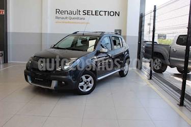 Foto venta Auto usado Renault Stepway Dynamique (2015) color Gris precio $147,000