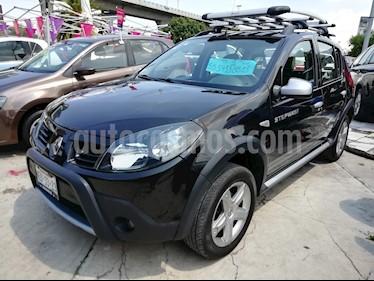 Foto venta Auto usado Renault Stepway Dynamique (2011) color Negro precio $89,000