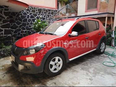 Foto venta Auto usado Renault Stepway Dynamique (2015) color Rojo precio $124,500