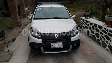 Foto venta Auto usado Renault Stepway Dynamique (2014) color Blanco precio $115,500