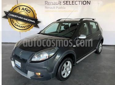 Foto venta Auto usado Renault Stepway Dynamique (2014) color Gris precio $125,000