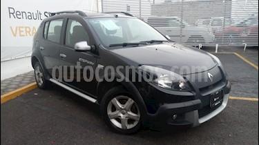 Foto venta Auto Seminuevo Renault Stepway Dynamique (2013) color Negro Nacarado precio $108,000