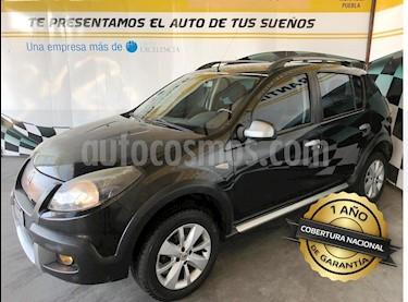 Foto venta Auto usado Renault Stepway Dynamique (2012) color Negro Nacarado precio $130,000