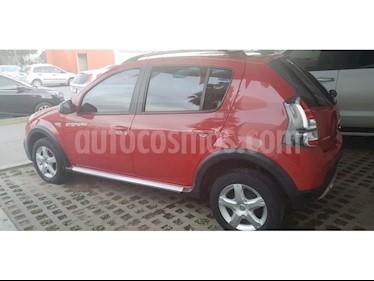 Foto venta Auto usado Renault Stepway Dynamique (2014) color Rojo precio $117,000