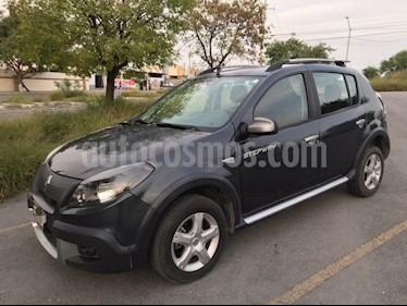 Foto venta Auto usado Renault Stepway Dynamique (2014) color Gris Cometa precio $135,000