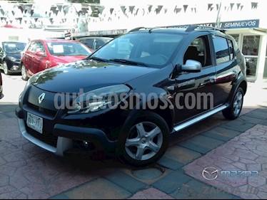 Foto venta Auto usado Renault Stepway Dynamique (2013) color Negro Nacarado precio $105,000