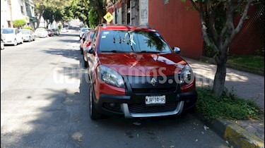 Foto venta Auto Seminuevo Renault Stepway Dynamique (2012) color Rojo Fuego precio $100,000