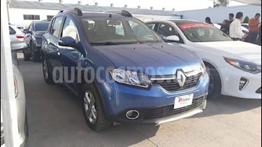 Foto venta Auto Seminuevo Renault Stepway Dynamique (2017) color Azul precio $179,000