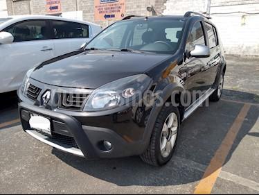 Foto venta Auto usado Renault Stepway Dynamique (2011) color Negro precio $88,000