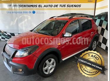 Foto venta Auto usado Renault Stepway Dynamique (2014) color Rojo precio $135,000