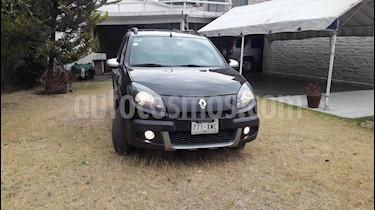Foto venta Auto usado Renault Stepway Dynamique (2012) color Negro Nacarado precio $114,000