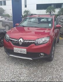 Renault Stepway 1.6L  usado (2019) color Rojo precio u$s14.500