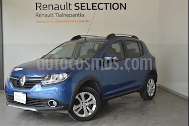 Foto venta Auto usado Renault Stepway Expression (2017) color Azul precio $185,000