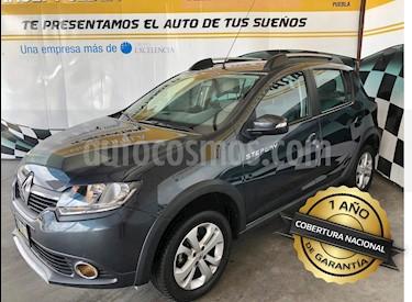 Foto venta Auto Seminuevo Renault Stepway Expression (2017) color Gris precio $185,000