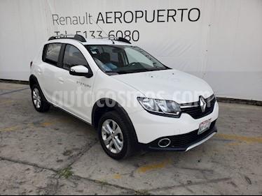 Foto venta Auto usado Renault Stepway Expression (2017) color Blanco Alaska precio $169,900