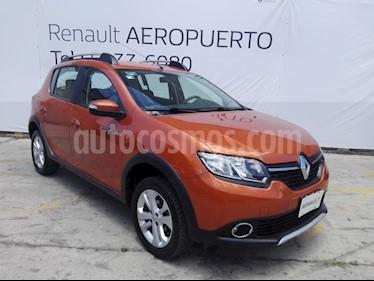 Foto venta Auto usado Renault Stepway Expression (2018) color Naranja precio $197,000