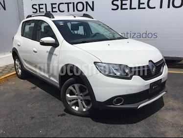 Foto venta Auto usado Renault Stepway Expression (2017) color Blanco precio $160,000