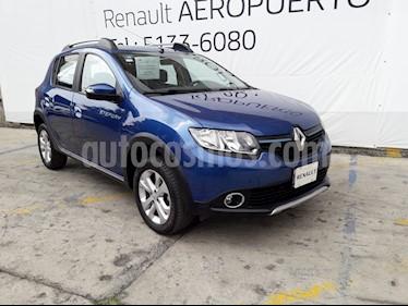 Foto venta Auto usado Renault Stepway Intens (2018) color Azul precio $205,000