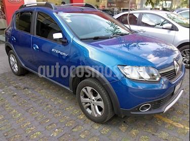 Foto venta Auto usado Renault Stepway Intens (2018) color Azul precio $210,000