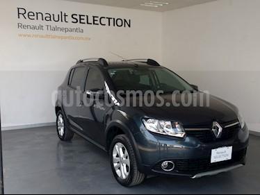 Foto venta Auto Seminuevo Renault Stepway Intens (2018) color Gris Cometa precio $215,000