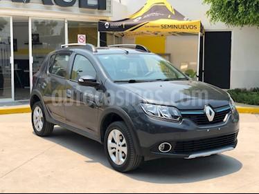 Foto venta Auto usado Renault Stepway Intens (2018) color Gris precio $210,000