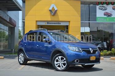 Renault Stepway Intens usado (2018) color Azul precio $210,000