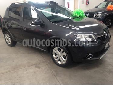 Foto venta Auto usado Renault Stepway Intens (2016) color Gris Cometa precio $190,000
