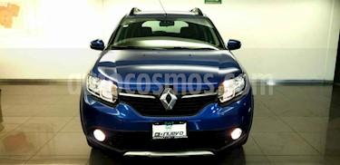 Foto Renault Stepway Intens usado (2018) color Azul precio $215,000