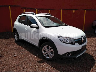 Foto venta Auto usado Renault Stepway Intens (2018) color Blanco precio $198,000