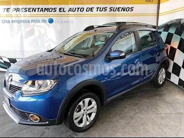 Foto venta Auto usado Renault Stepway Intens (2018) color Azul precio $195,000