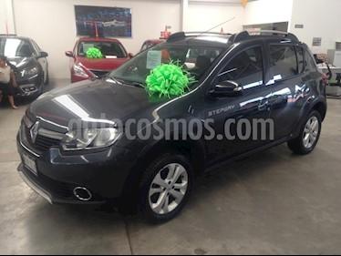 Foto venta Auto usado Renault Stepway Intens (2018) color Gris Cometa precio $189,000