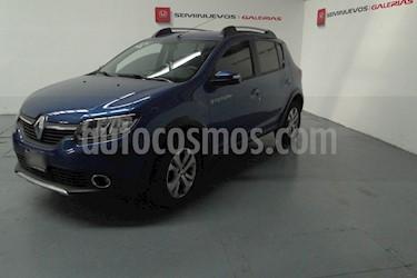 Foto venta Auto usado Renault Stepway Intens (2018) color Azul precio $219,900