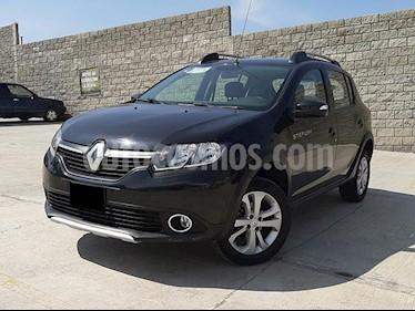 Renault Stepway Intens usado (2018) color Negro Nacarado precio $198,000
